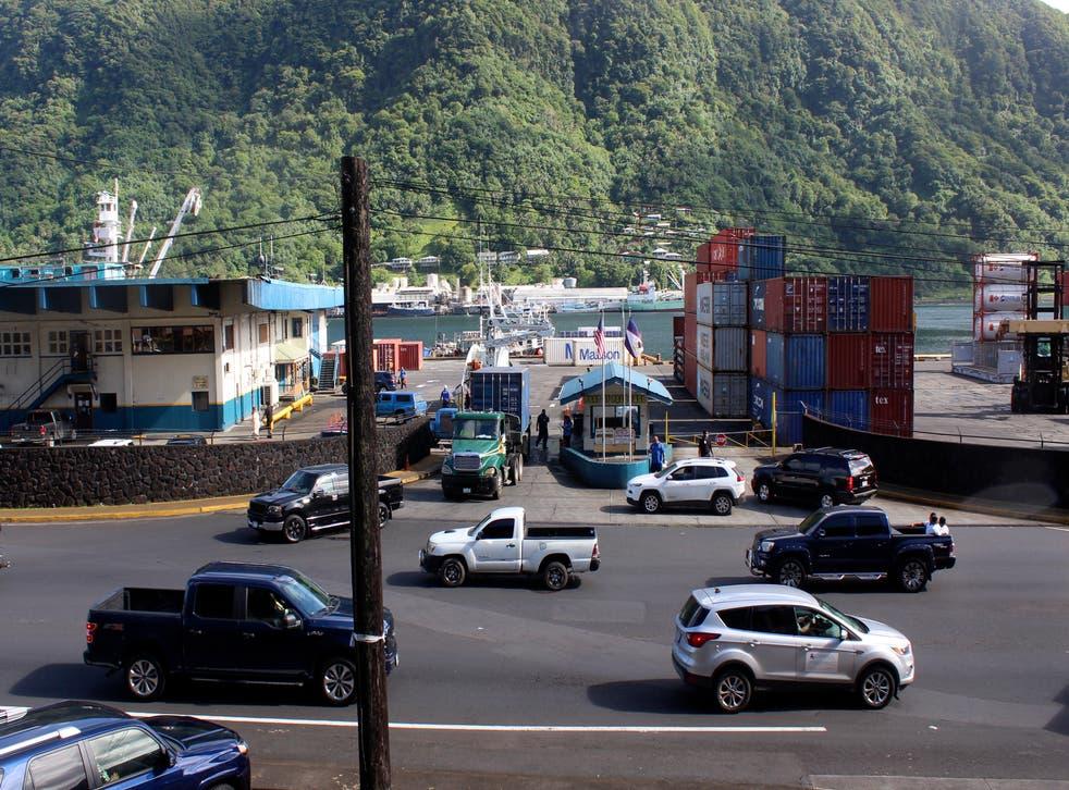 Tsunami Threat Hawaii