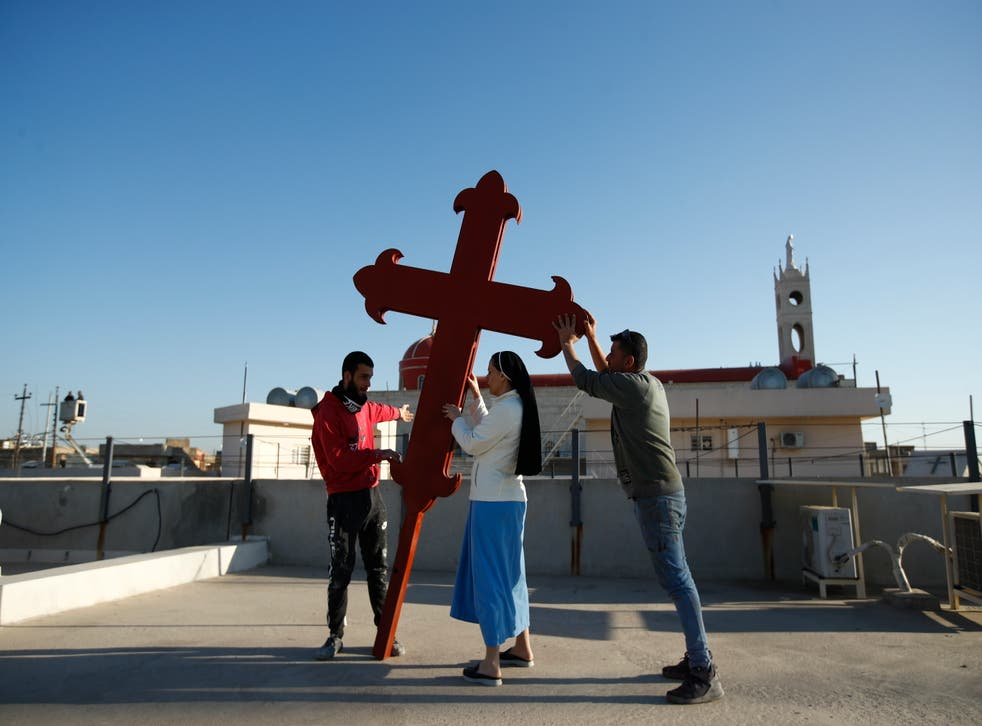 Iraq Christians Timeline