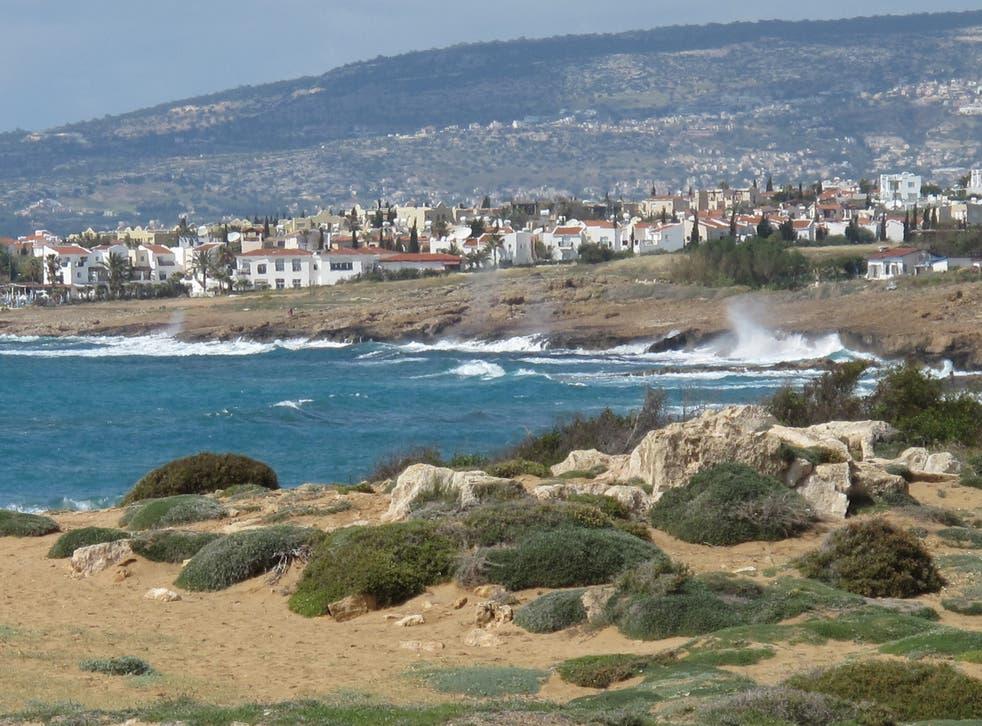Opening soon? Paphos in western Cyprus