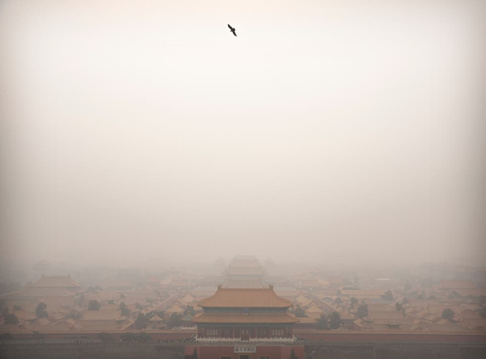 China Congress Climate