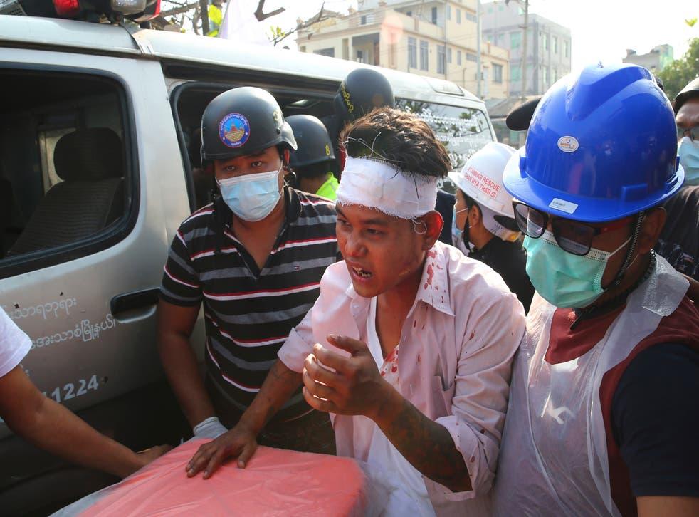 Myanmar No Good Options