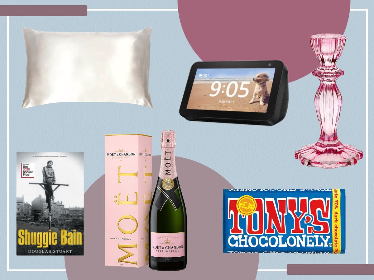 Last minute Mother's Day gifts with next day delivery