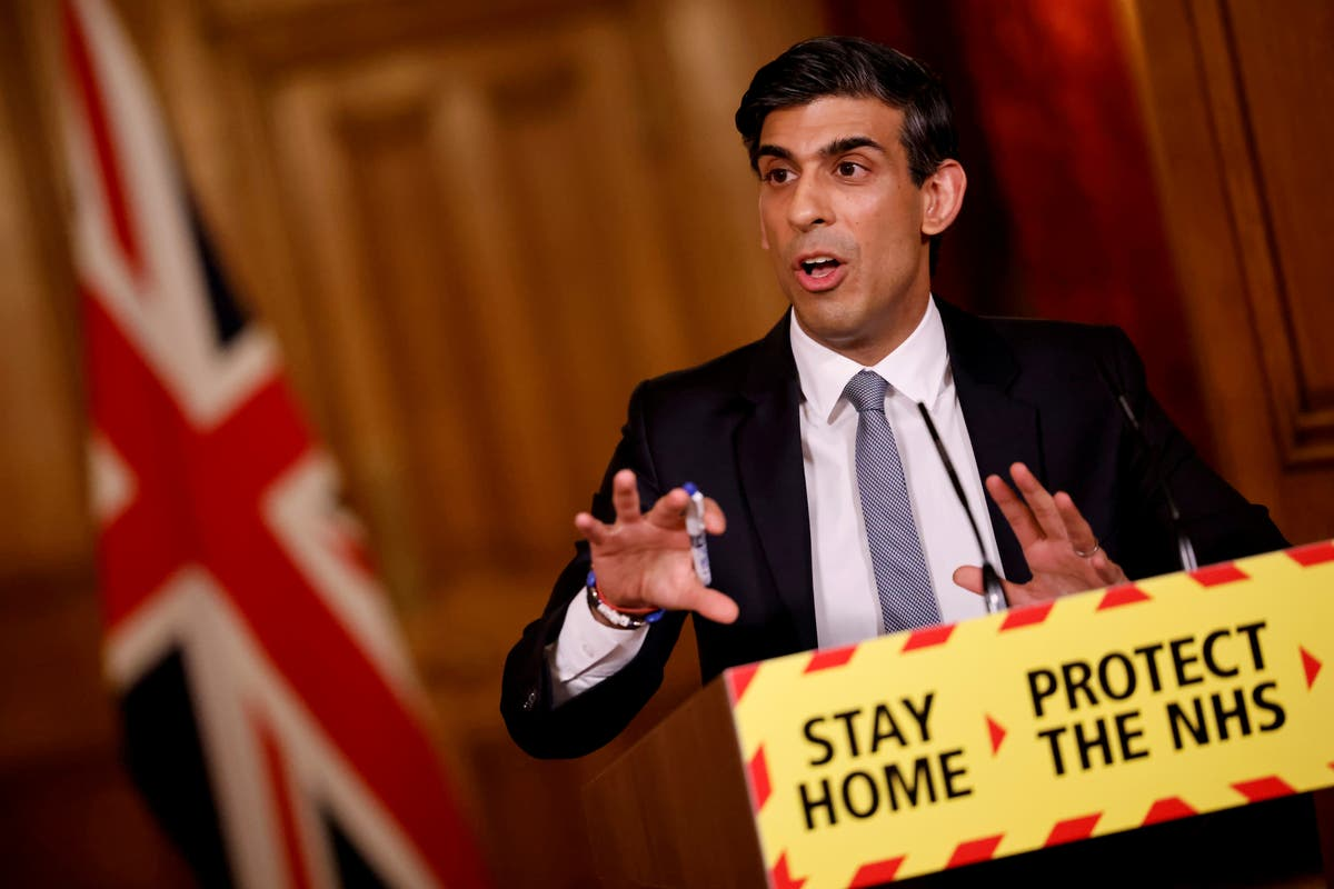 Rishi Sunak may have to raise taxes further if economy recovers slowly, says OBR expert