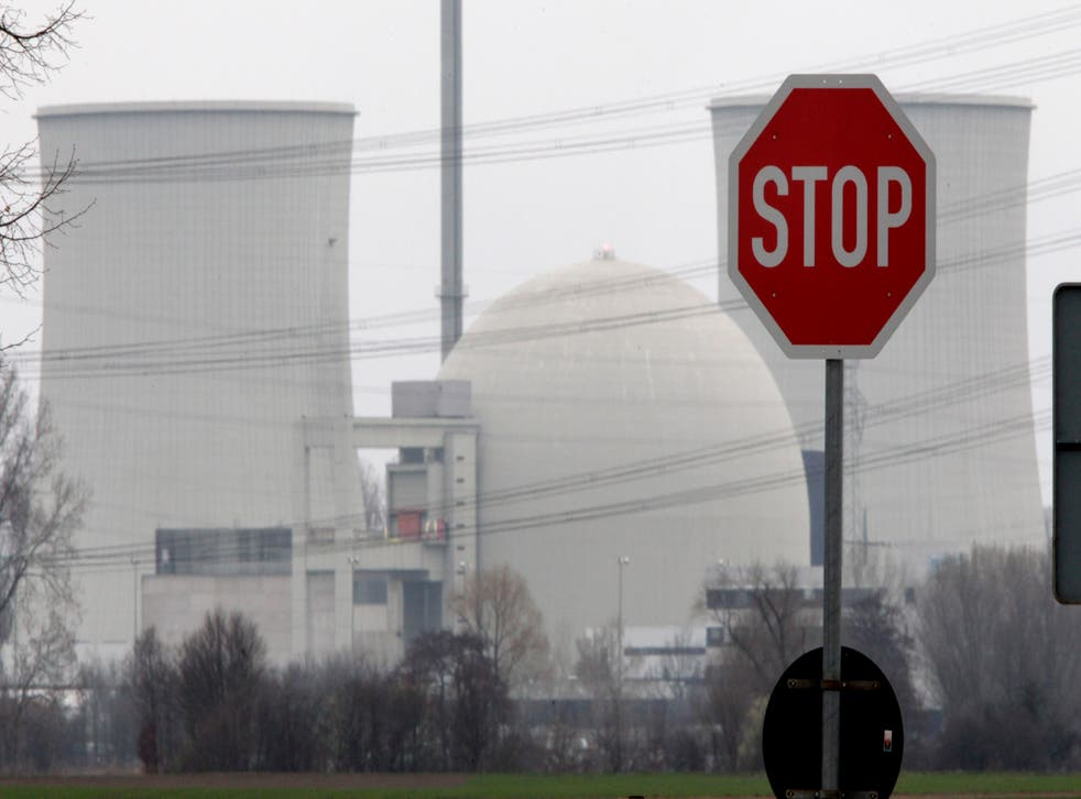 Germany Nuclear Phaseout
