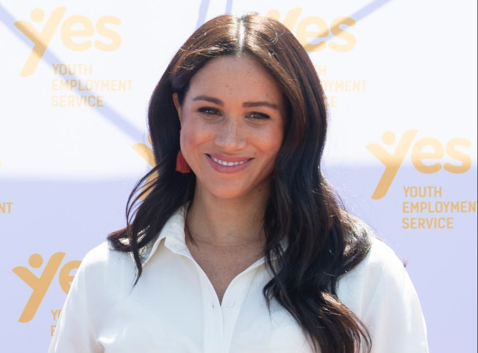 <p>Duchess of Sussex Meghan Markle is expected to reveal all to Oprah Winfrey on Sunday</p>