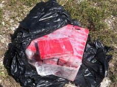 Florida: Hombre encuentra cocaína con valor de 1.5 millones de dólares mientras buceaba