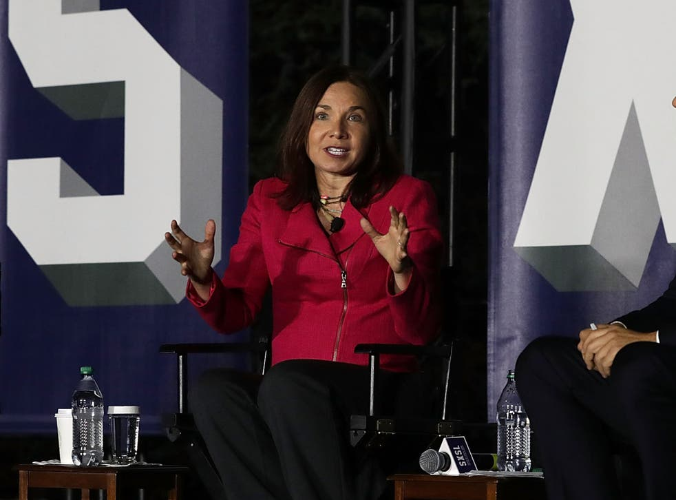Prof Katharine Hayhoe was this week appointed chief scientist at the Nature Conservancy