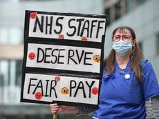 The NHS needs more resources in the wake of Covid-19 – pay is not the only issue