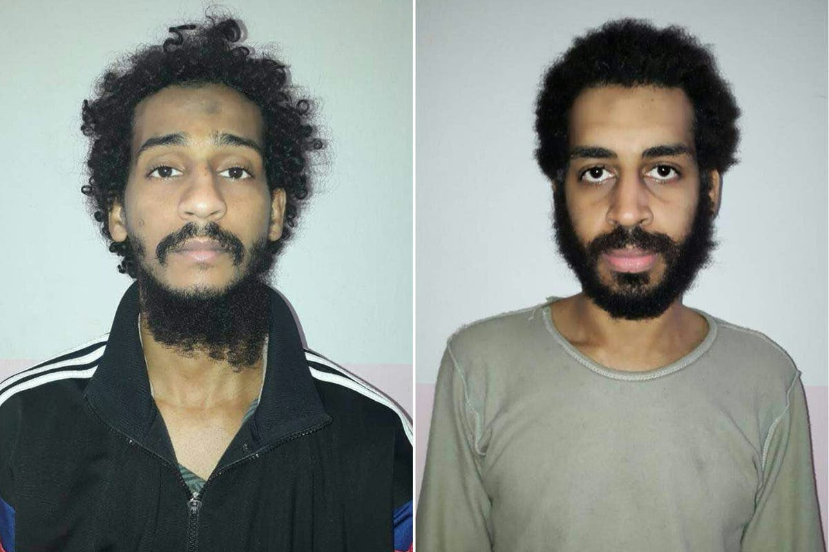 Trial date set for British ISIS militants the 'Beatles', accused of murdering journalists and aid workers - independent