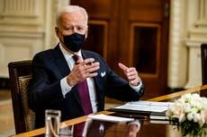 """""""La gente necesita ayuda ahora"""": Senado se estanca en discusiones del plan de ayuda COVID propuesto por Biden"""