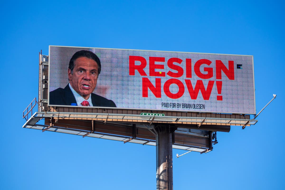 Andrew Cuomo: From leader to liability - independent