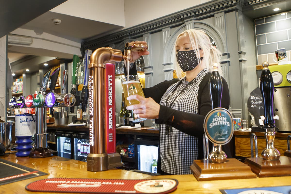 Pubs already inundated with beer garden reservations for when lockdown ends