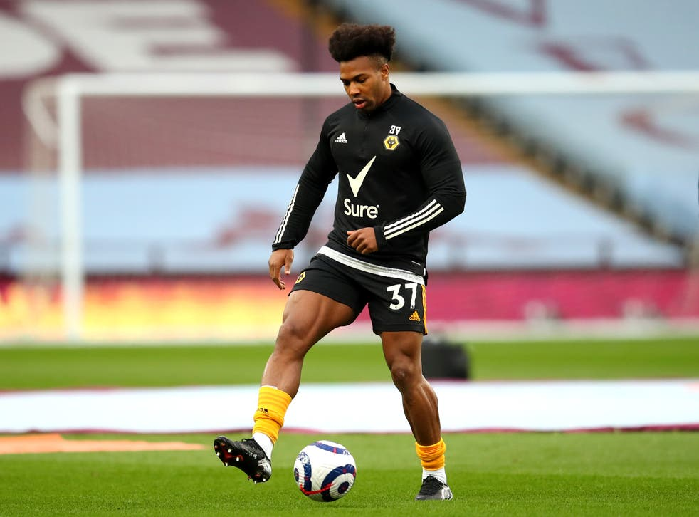 <p>Adama Traore is one of the league's most dangerous wingers</p>