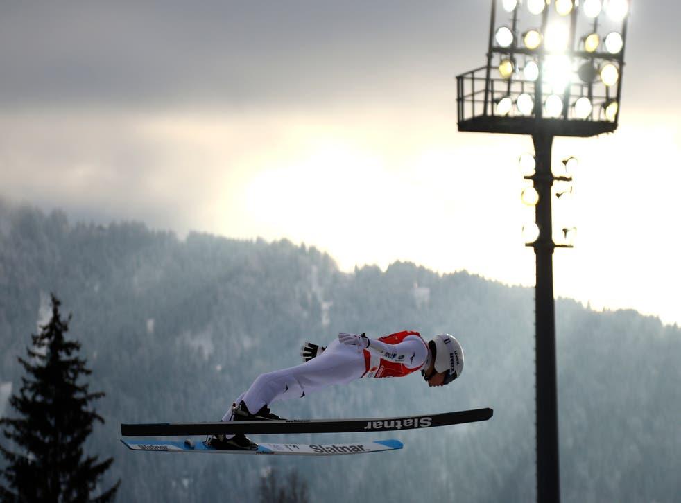 APTOPIX Germany Nordic Skiing Worlds