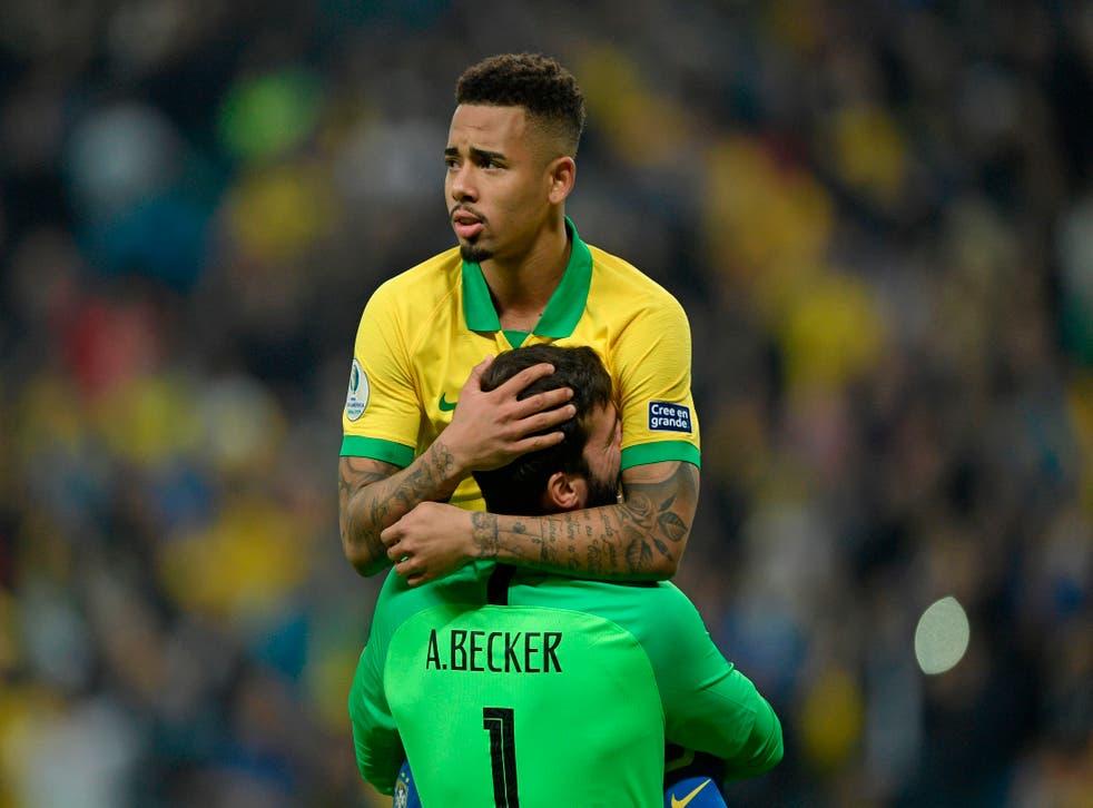 <p>Liverpool's Brazilians will not going on international duty</p>