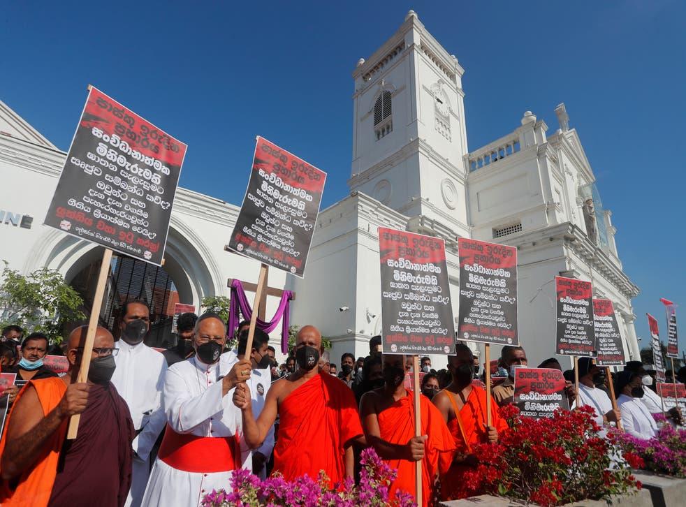 Sri Lanka Easter Blasts