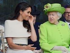 Meghan Markle dice que no sabía que debía hacer una reverencia ante la Reina estando en privado