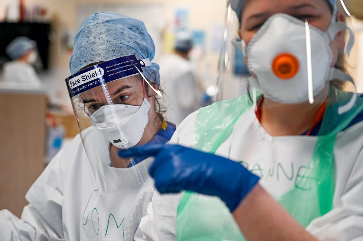 Labour tells government to hold regular NHS 'war-games' to prepare for future pandemics