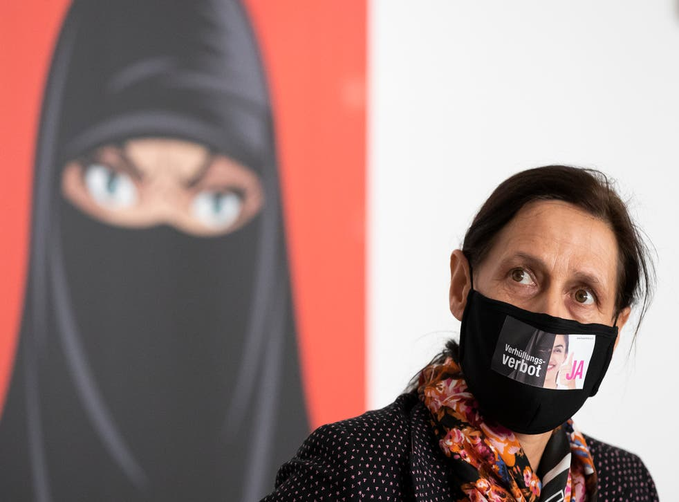 Switzerland votes in favour of 'burqa ban' | The Independent