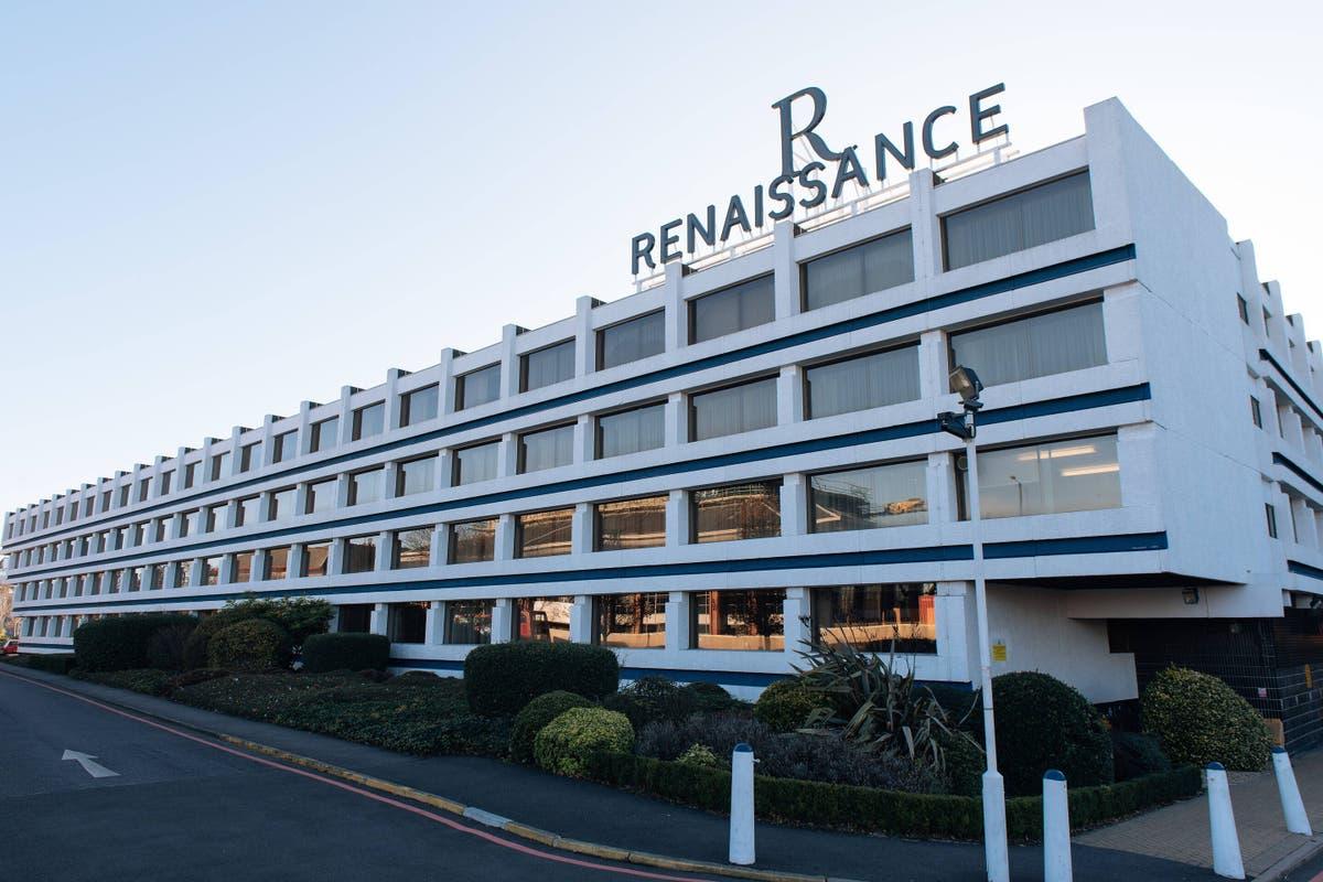 Londoner tells of 'terrific holiday' in a quarantine hotel