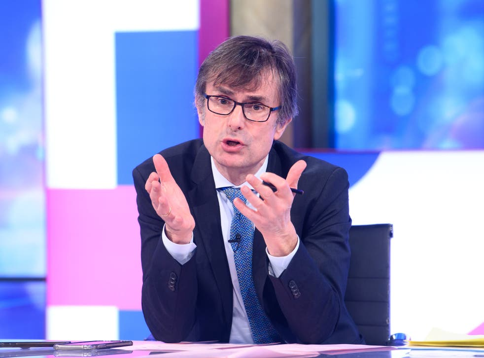 <p>ITV's political editor confessed that he 'loves singing'</p>