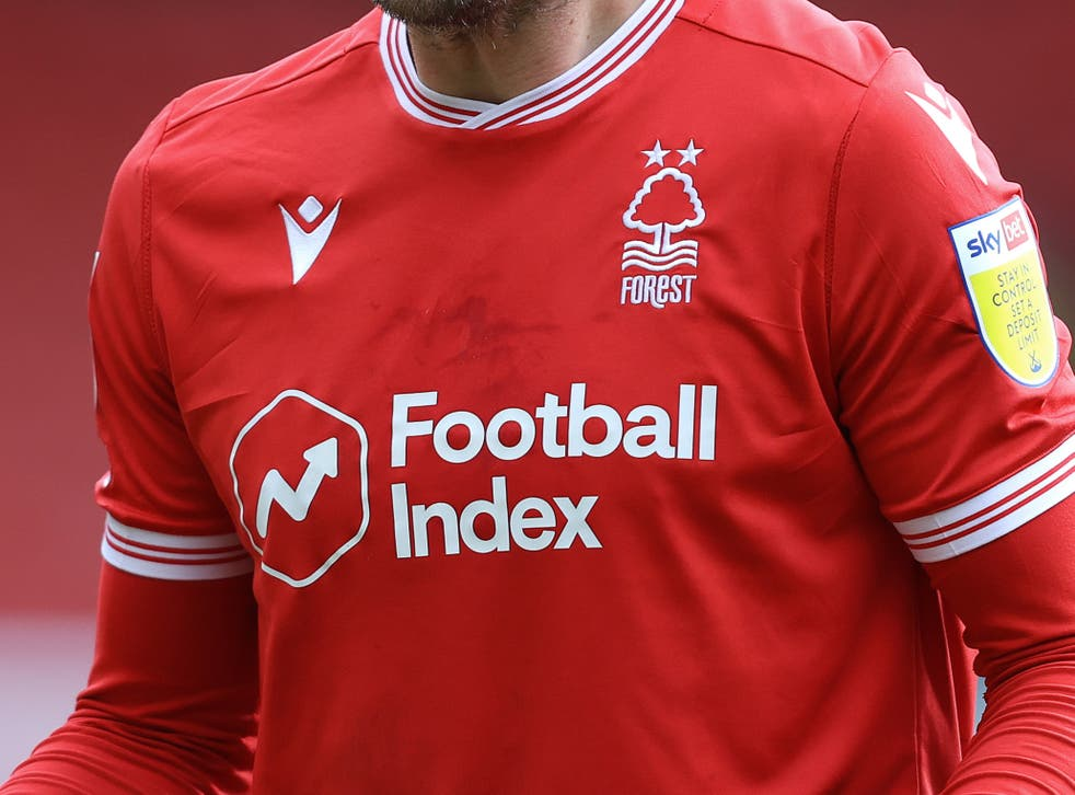 <p>Football Index has sponsored a number of teams in the Football League</p>