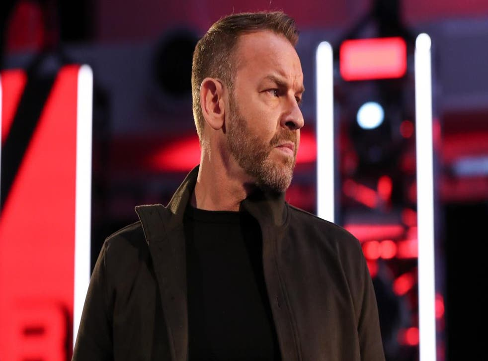 <p>Christian had only returned to a WWE ring in January</p>
