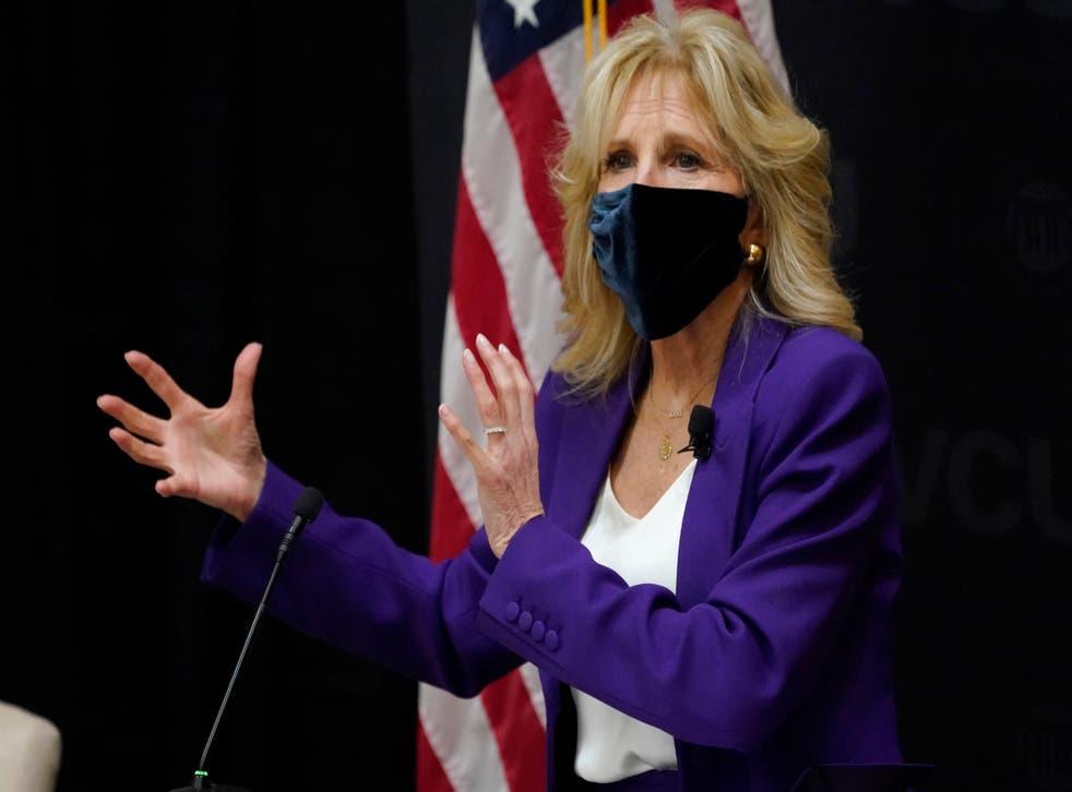 Jill Biden Women