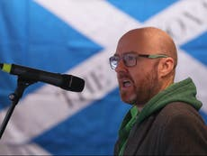 Scottish Greens set to help form pro-independence 'supermajority', poll finds
