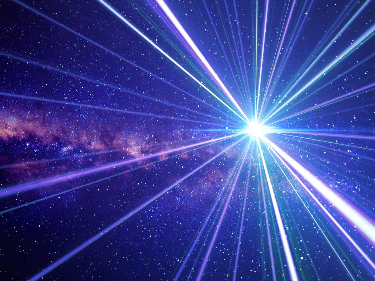 Scientists develop model for faster-than-light warp drive