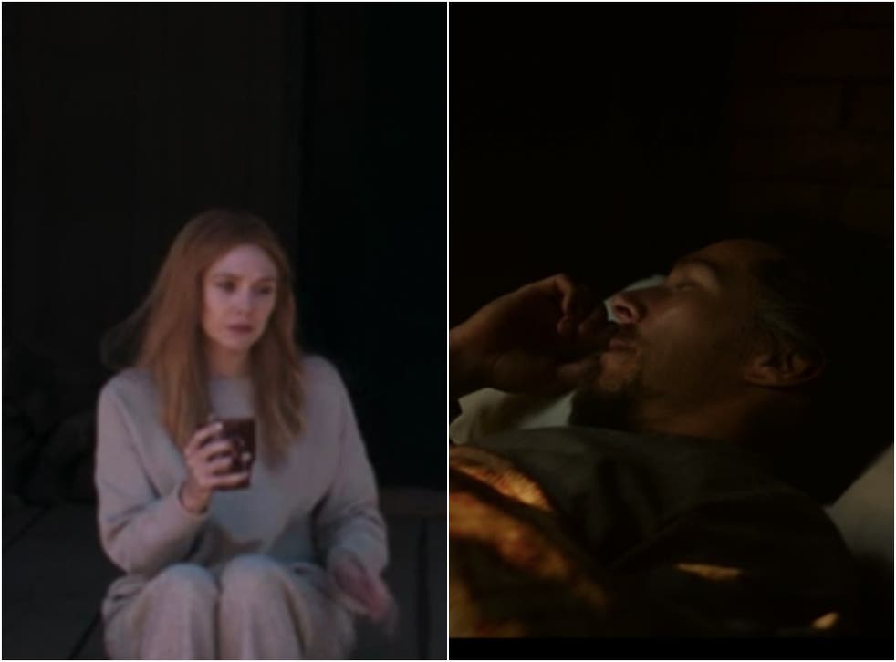 <p>The differences between what the Scarlet Witch and Doctor Strange are able to do while astral projecting</p>