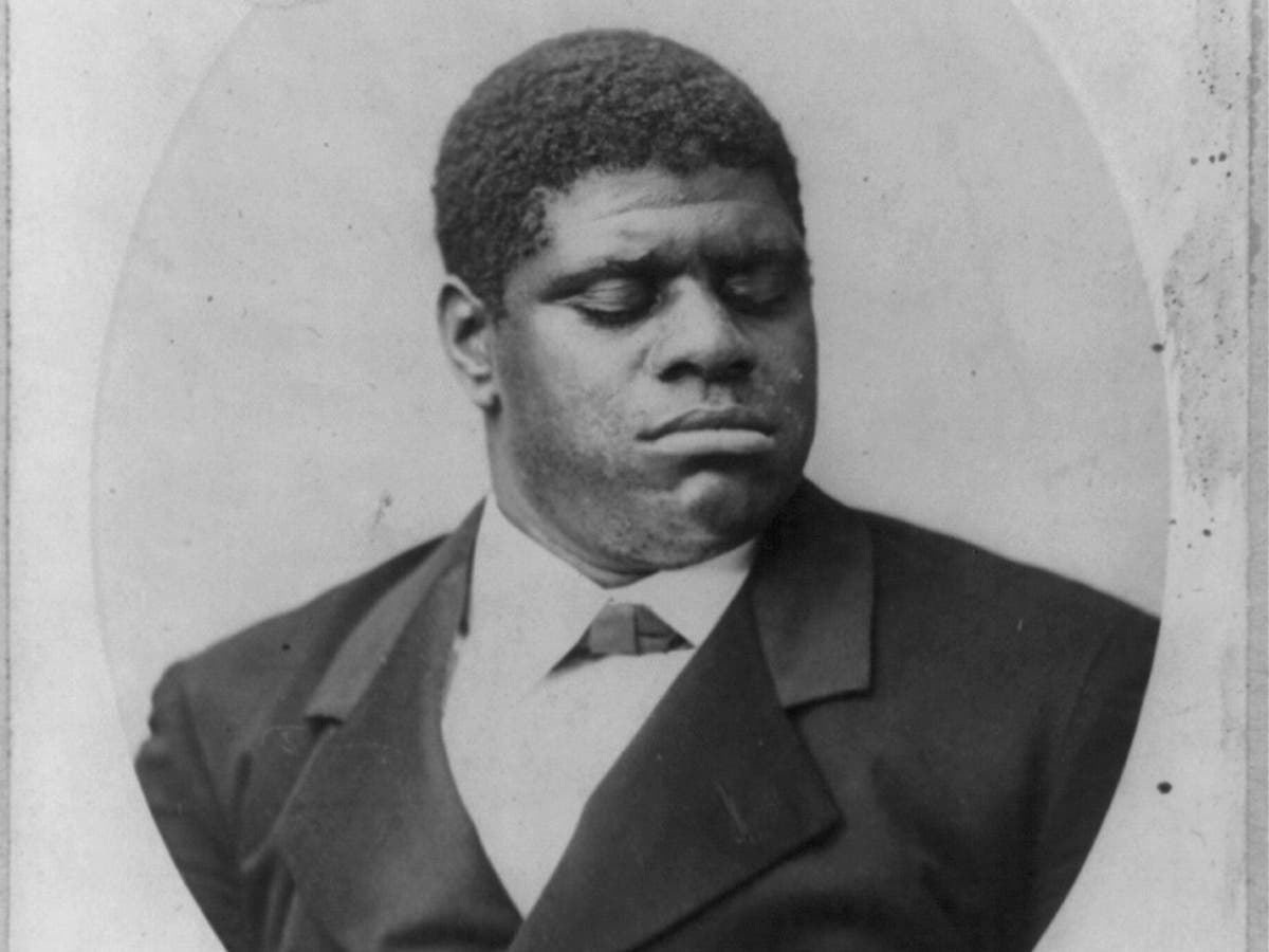 The musician born into slavery who achieved stardom