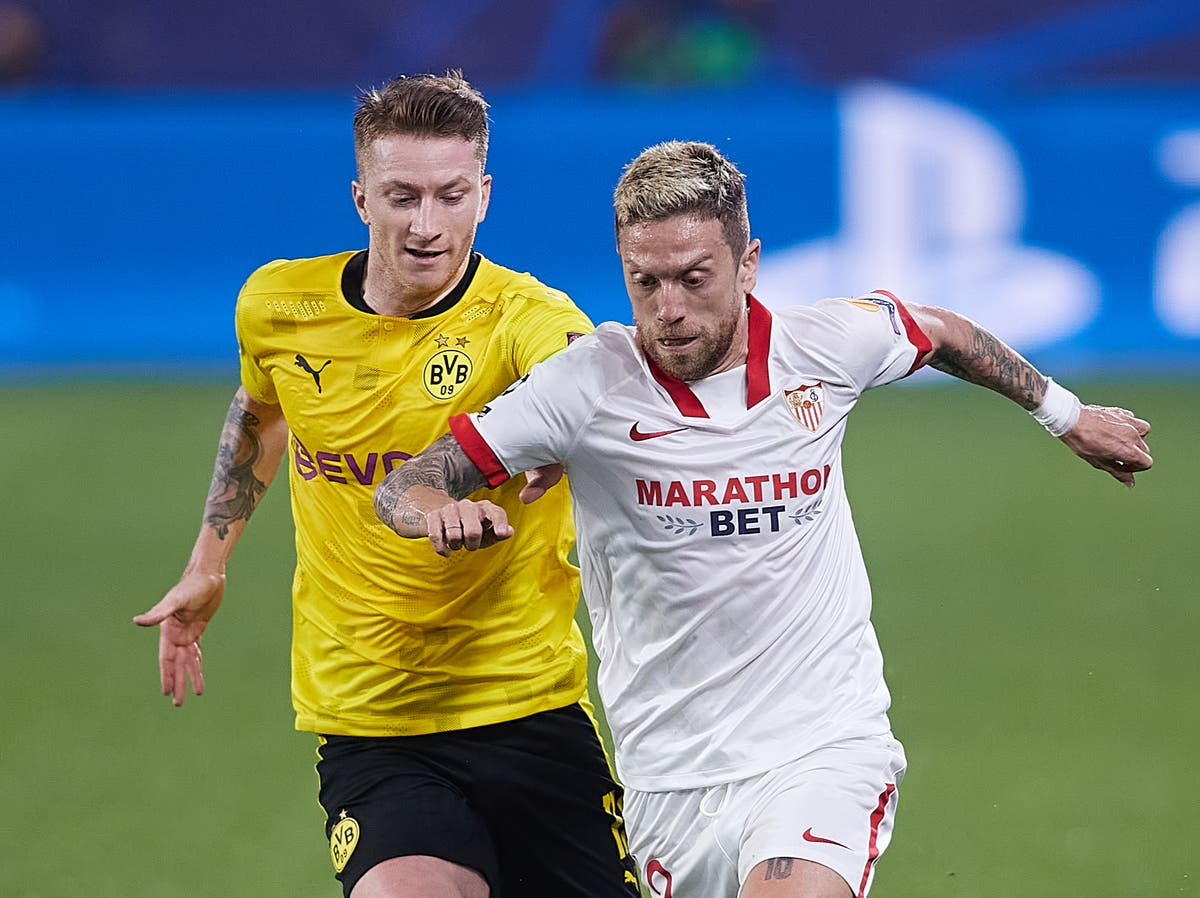 Is Borussia Dortmund vs Sevilla on TV tonight?