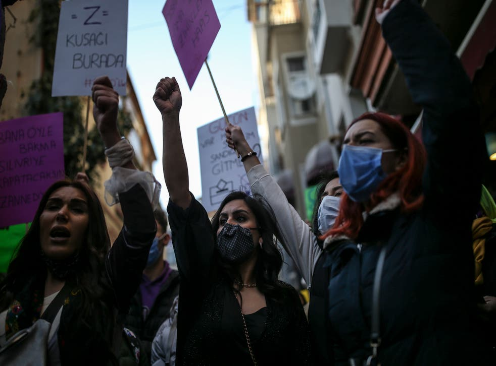 Turkey Women's Day