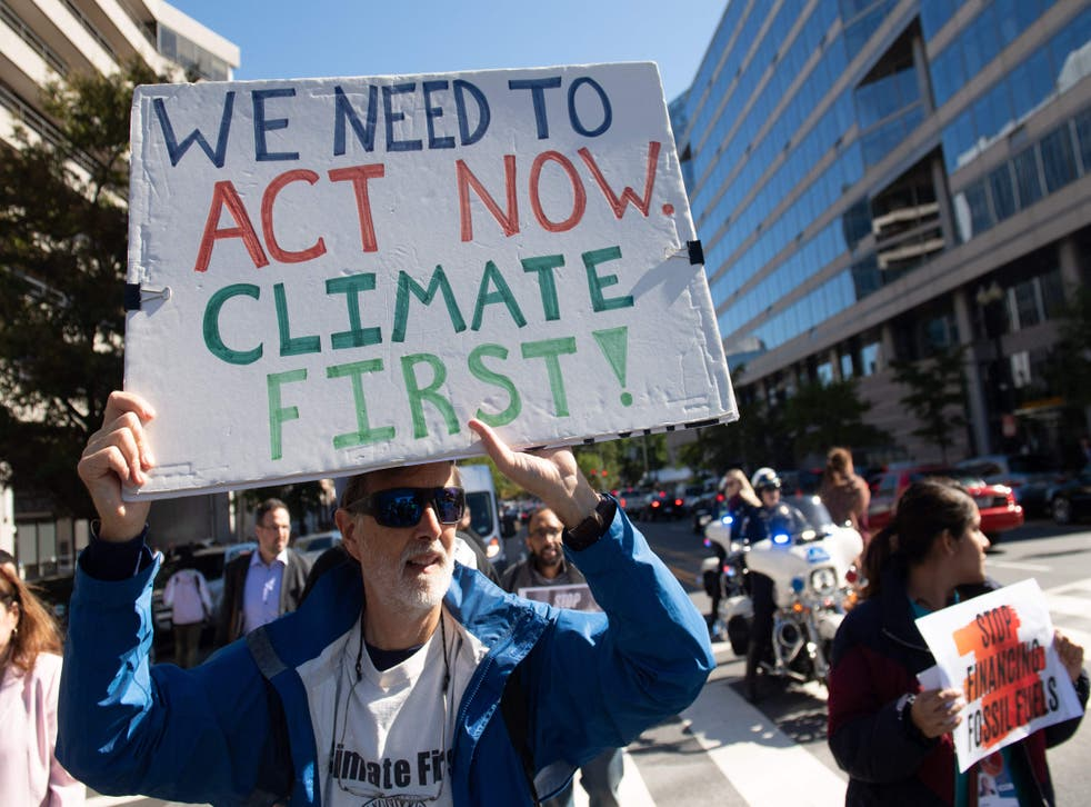 <p>Delaying action on the climate crisis is not an option</p>