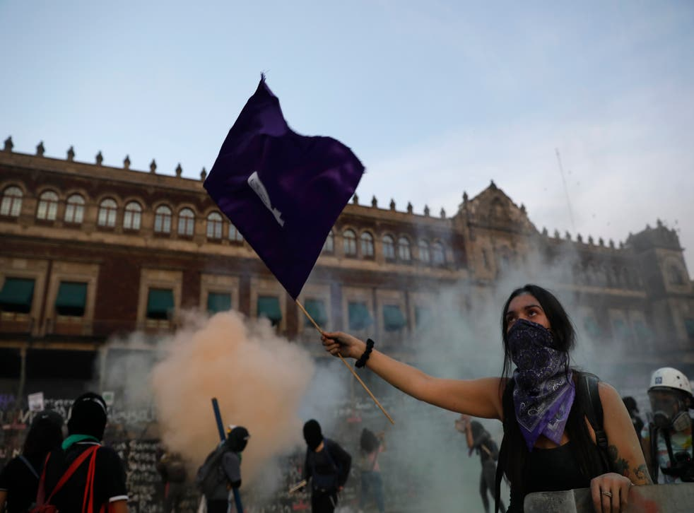 Mexico International Women's Day