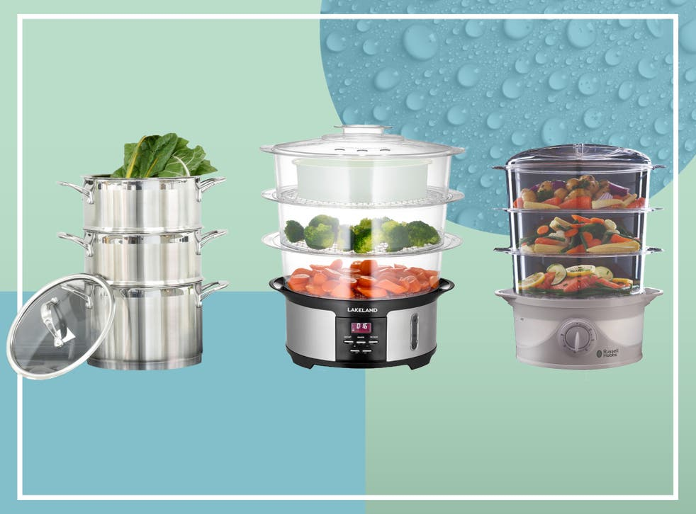 <p>Smart food steamers can take care of all the timings for you</p>