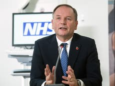 NHS chief confirms staff were promised higher pay rise