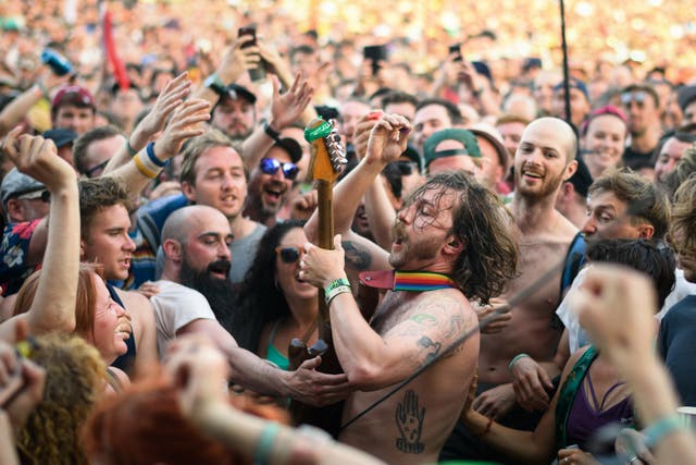 Many festivals are hoping to return this summer