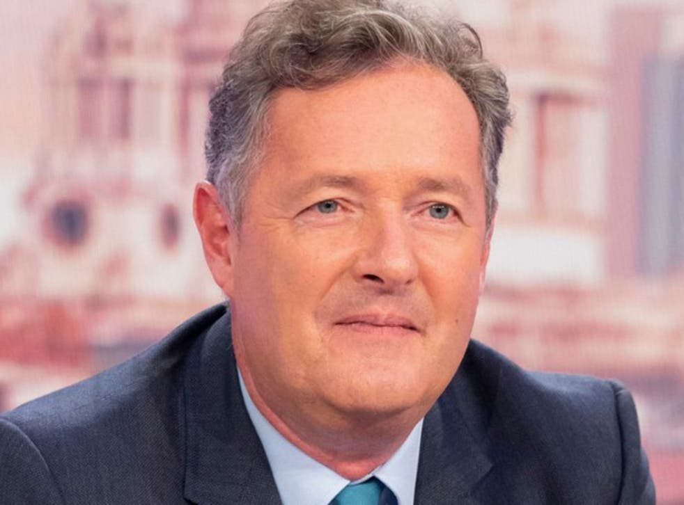Piers Morgan claimed he didn't believe Meghan Markle after she said she had 'suicidal thoughts'