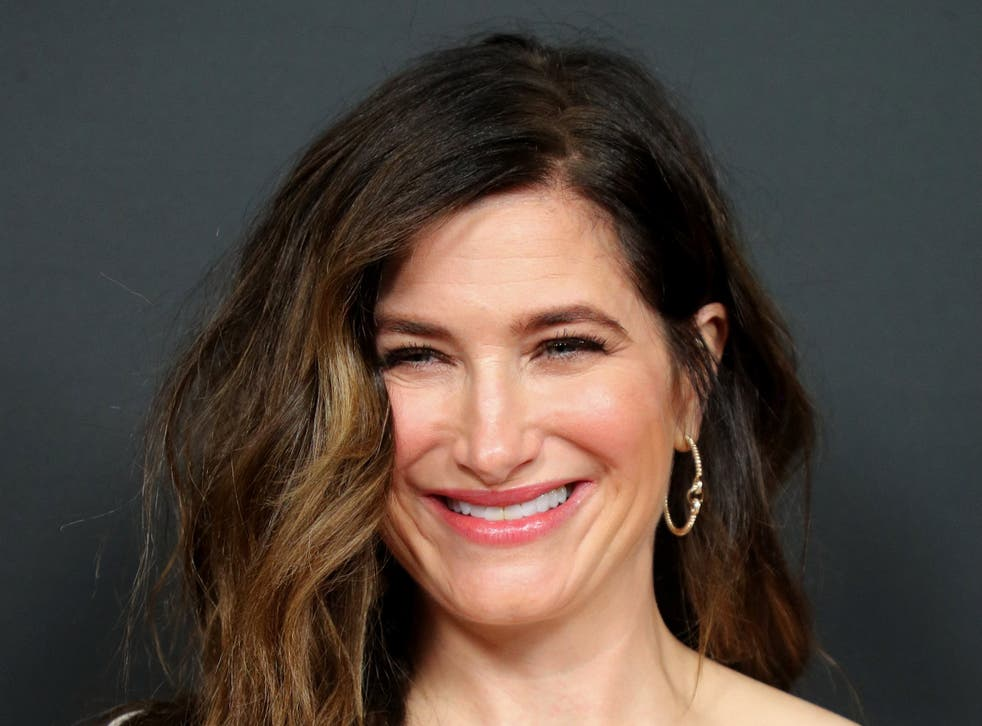 <p>Kathryn Hahn is still surprised to have had the opportunity to act in a superhero universe </p>
