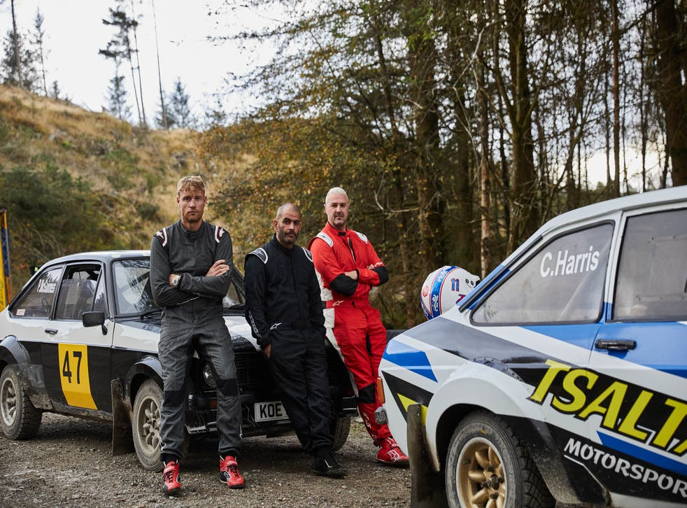WARNING: Embargoed for publication until 00:00:01 on 09/03/2021 - Programme Name: Top Gear Series 30 - TX: n/a - Episode: One (No. 1) - Picture Shows: Freddie Flintoff, Chris Harris, Paddy McGuinness - (C) BBC Studios - Photographer: Alexander Rhind