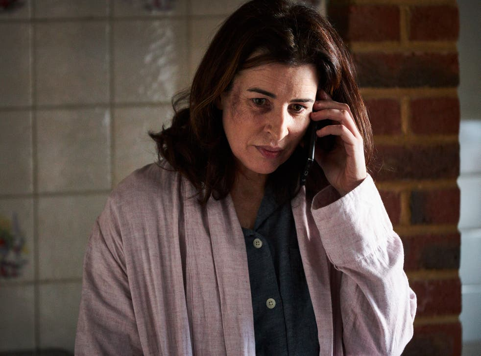 <p>Susan Lynch as Liz Baildon in Unforgotten</p>