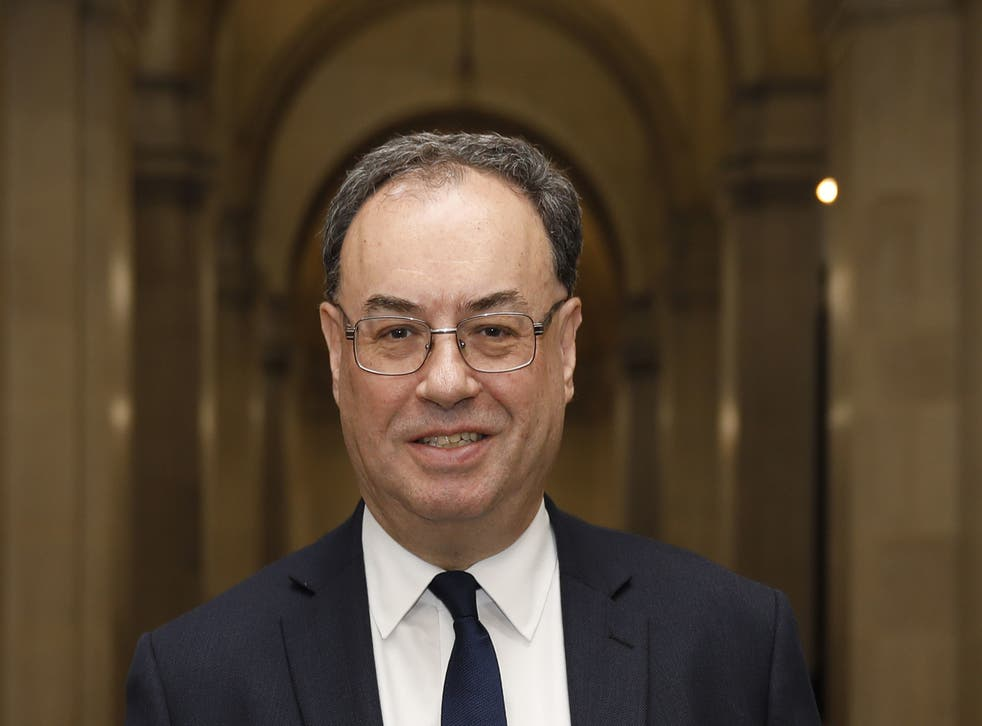 <p>The Bank of England, headed by Andrew Bailey, is set to deliver its latest economic outlook on Thursday</p>