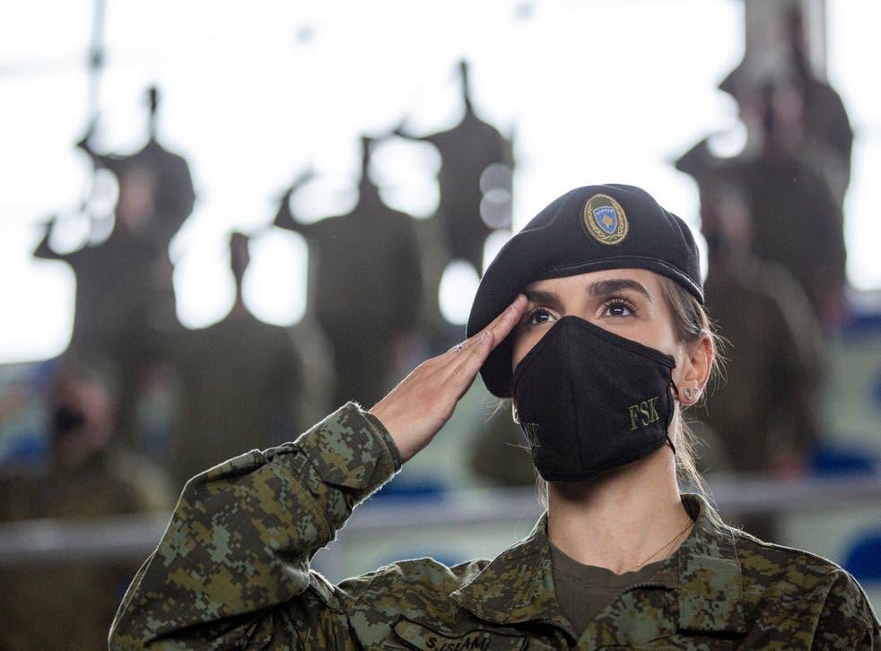 Kosovo Kuwait Peacekeeping