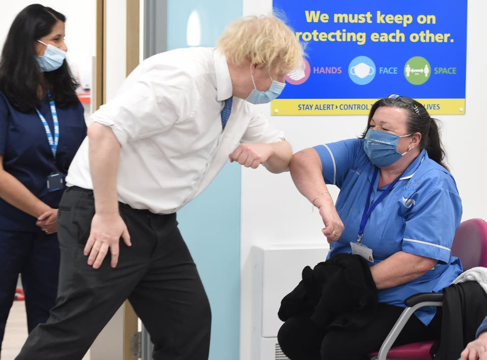 <p>Boris Johnson will have to balance fiscal probity with the demands of public opinion</p>