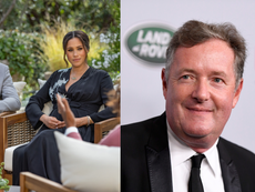 Piers Morgan comments about Meghan's Oprah interview being investigated by Ofcom after more than 41,000 complaints