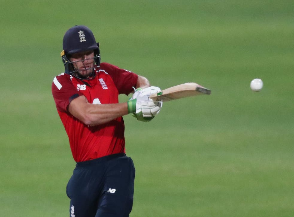 Jos Buttler is one of England's white-ball stars