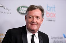 From Sun pop columnist to obsessive critic of Meghan Markle: The rise and fall of Piers Morgan