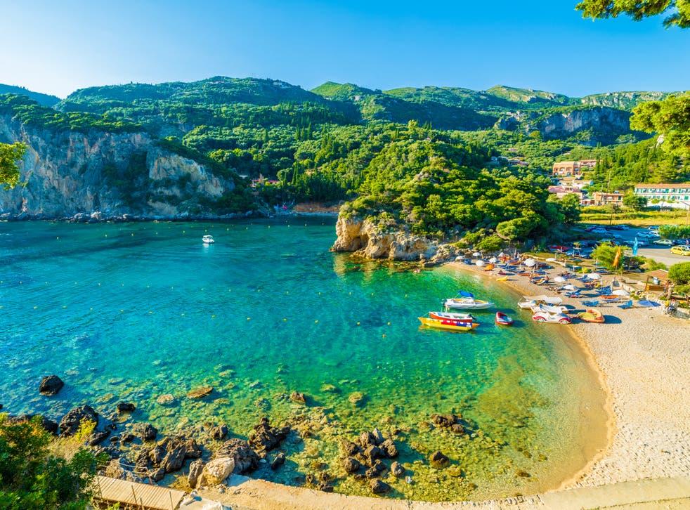 When will Greek islandd like Corfu reopen?